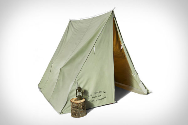 wedge-tent